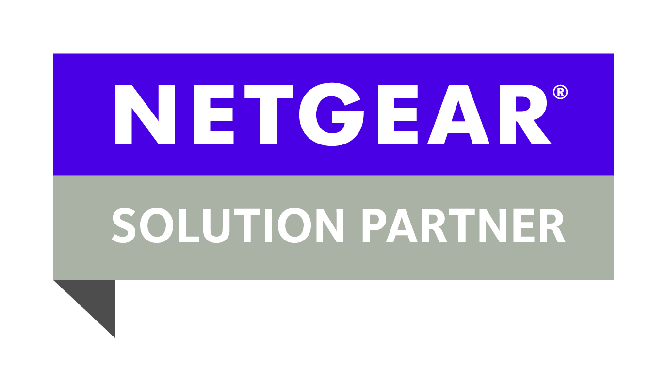 Netgear Solution Partner Logo